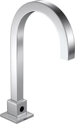 Torneira para Banheiro Mesa com sensor Decalux Quadrada Hidrogeradora 1187.C.HG - Deca - Deca