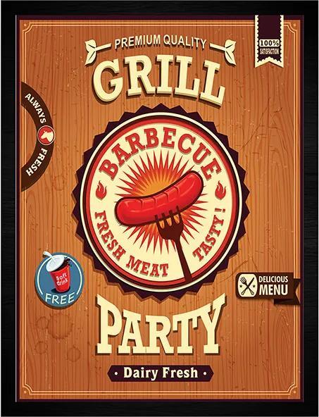Quadro Grill Barbecue Party