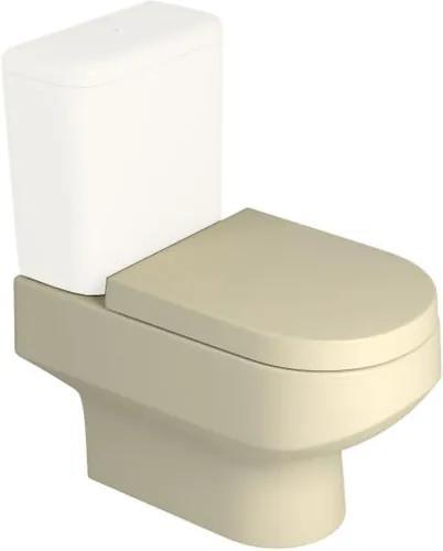 Bacia Sanitária para Caixa Acoplada Carrara Creme P606 - Deca - Deca