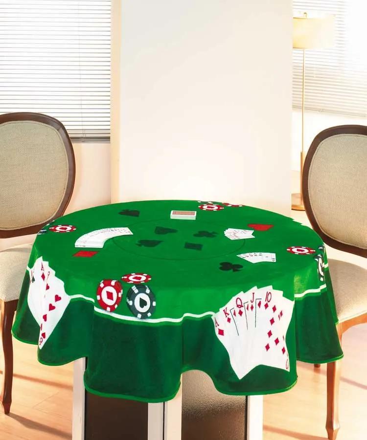 Toalha de Mesa Dohler para Jogos - Cartas II