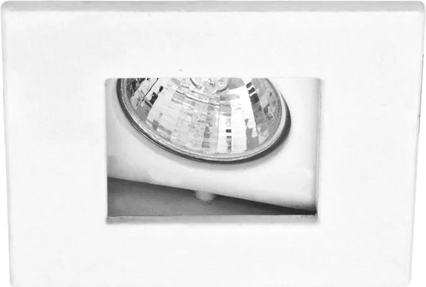 Plafon Aluminio Branco 7,4cm