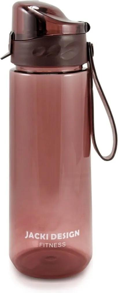 Garrafa Squeeze com Alça 700ml Jacki Design Lifestyle Marrom .