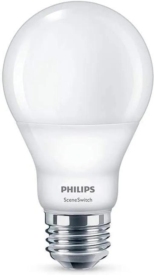 Lampada Bulbo Led 9W 6500K Dimerizavel Scene Switch - LED BRANCO FRIO (6500K)