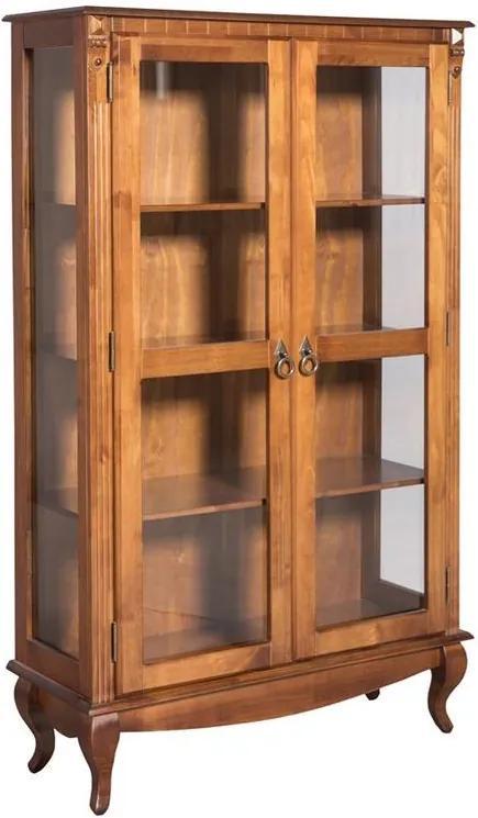 Cristaleira Country com Vidro Lateral 167x101 - Wood Prime TA 10239