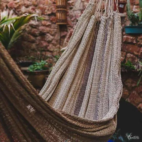 Rede de Descanso Warao | Fibra de Buriti