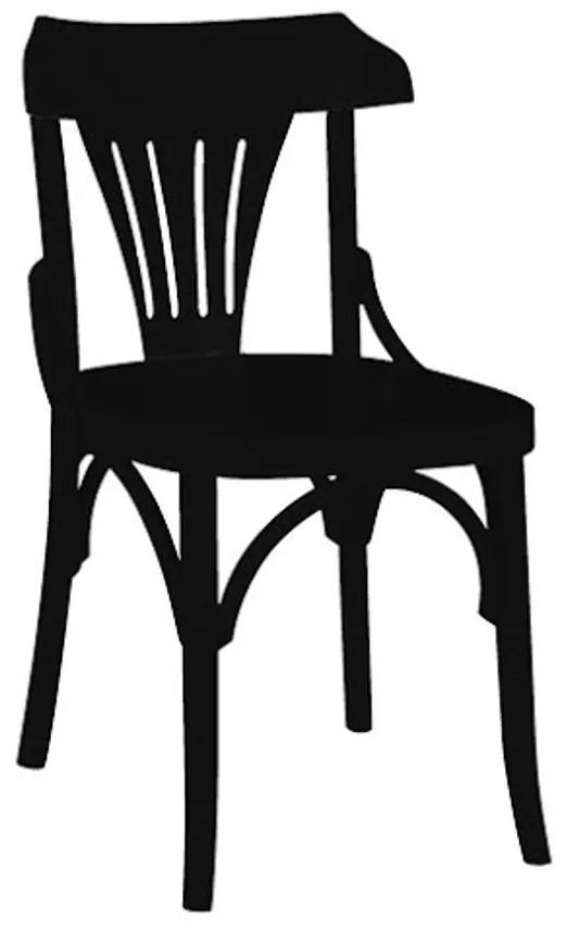 Cadeira Opzione - Wood Prime MX 245051