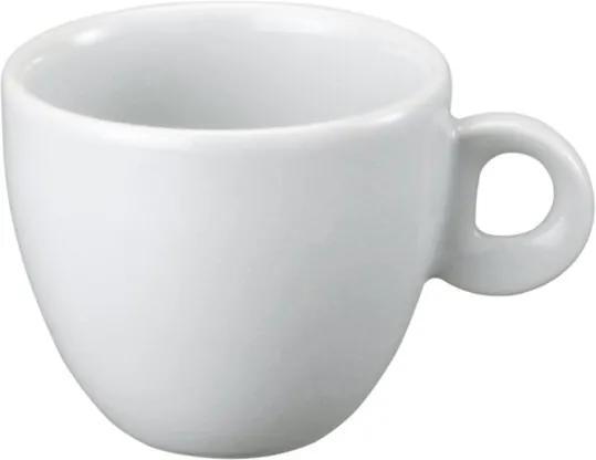 Xicara Chá com Pires 200 ml Porcelana Schmidt - Mod. Sofia