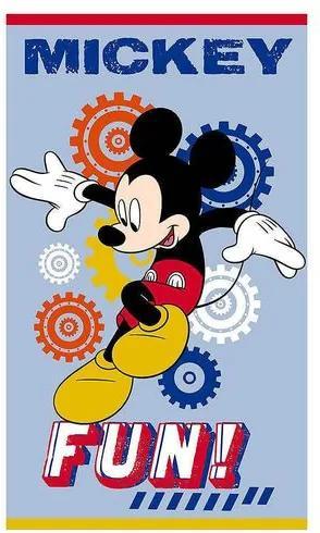Toalha de Banho Infantil Felpuda Mickey - Santista