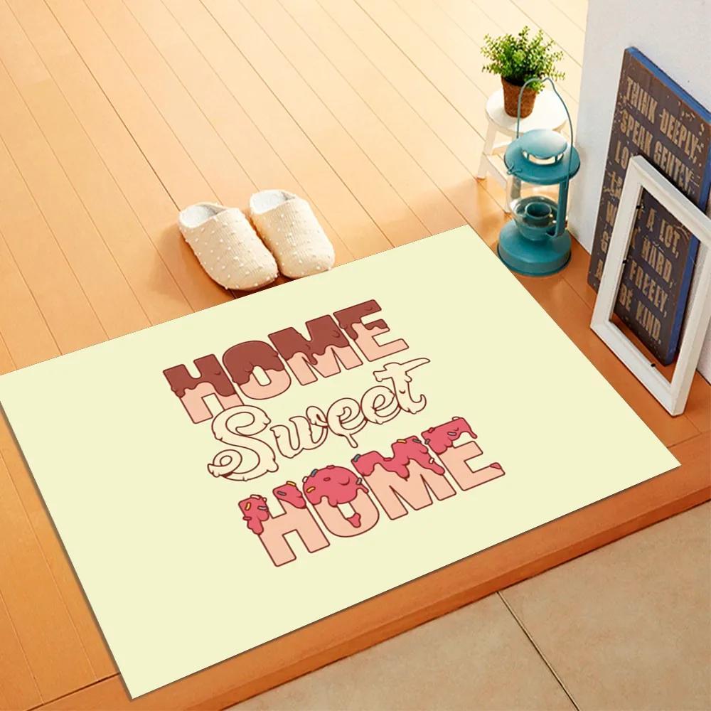 Tapete de Porta, Home Sweet Home - 40x60cm