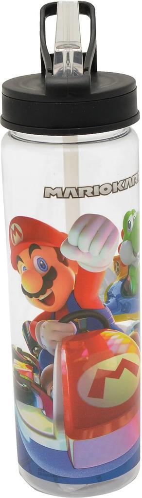 Garrafa DMW Mario Kart Incolor