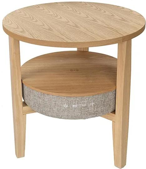 MESA LATERAL WI-FI 2 CLARA/SMART TABLE - 61X55X26