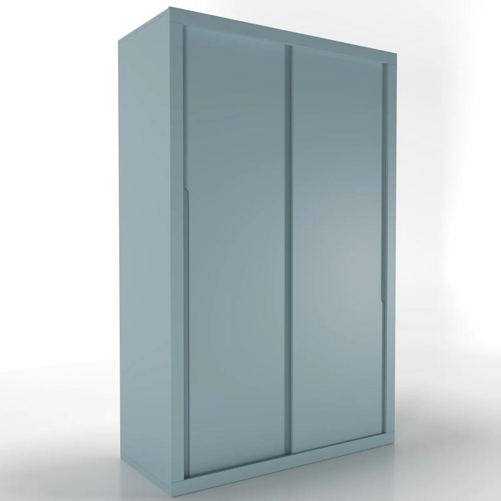 Roupeiro Stan 1,40Mt Azul Timber