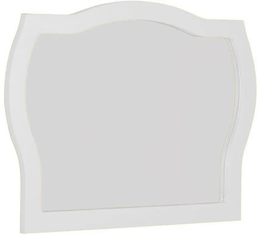 Espelho Jungle 607-1 Branco - Maxima