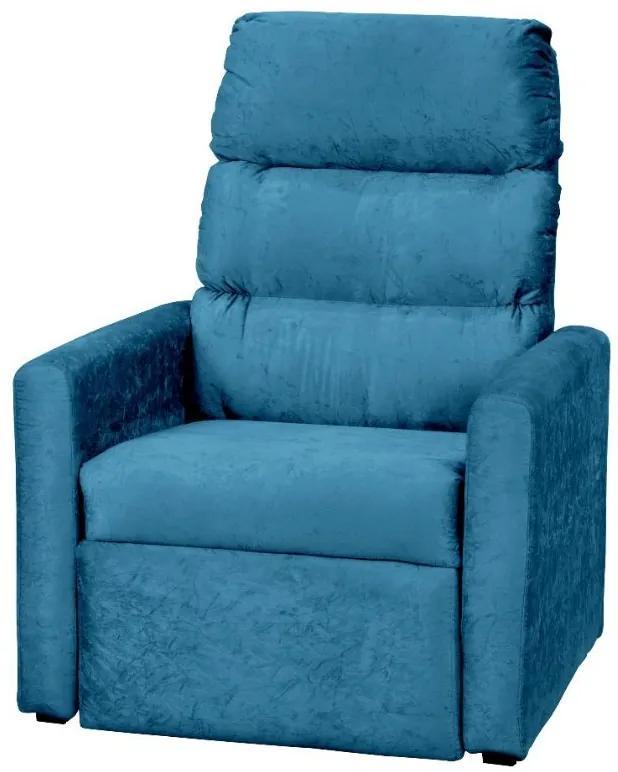 Poltrona do papai Reclinável Turin - Azul