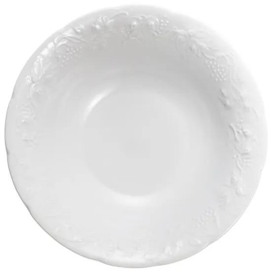 Saladeira Porcelana Limoges Vendange 26cm 17103 Wolff