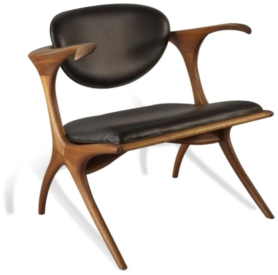 Poltrona Sculptured Chair Design by Evert Sodergren
