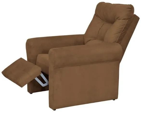 Poltrona do papai reclinável Clio -  Dourado