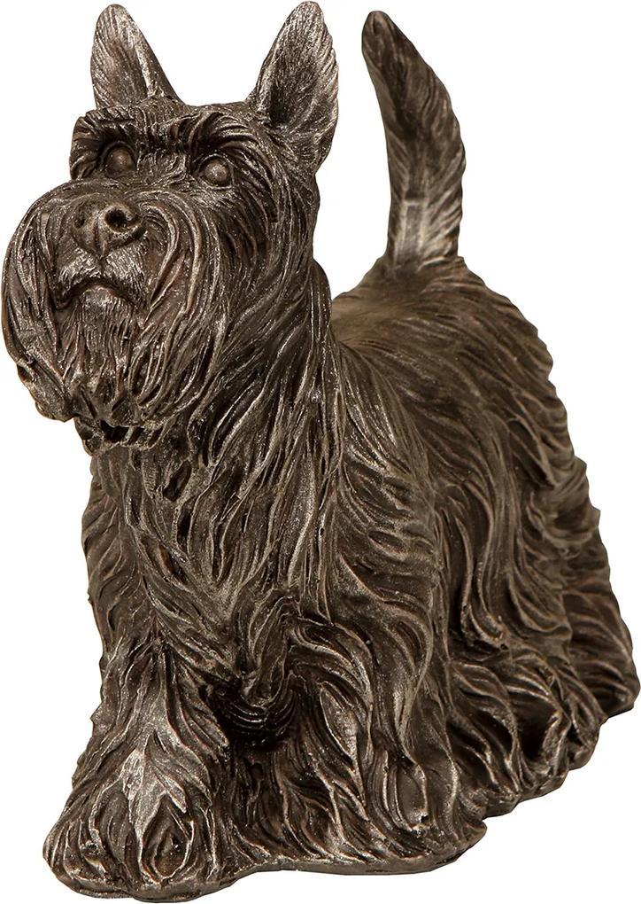Estatueta Cachorro Frizz