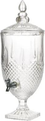 Suqueira de Cristal ou Dispenser Plus 4,5 LT