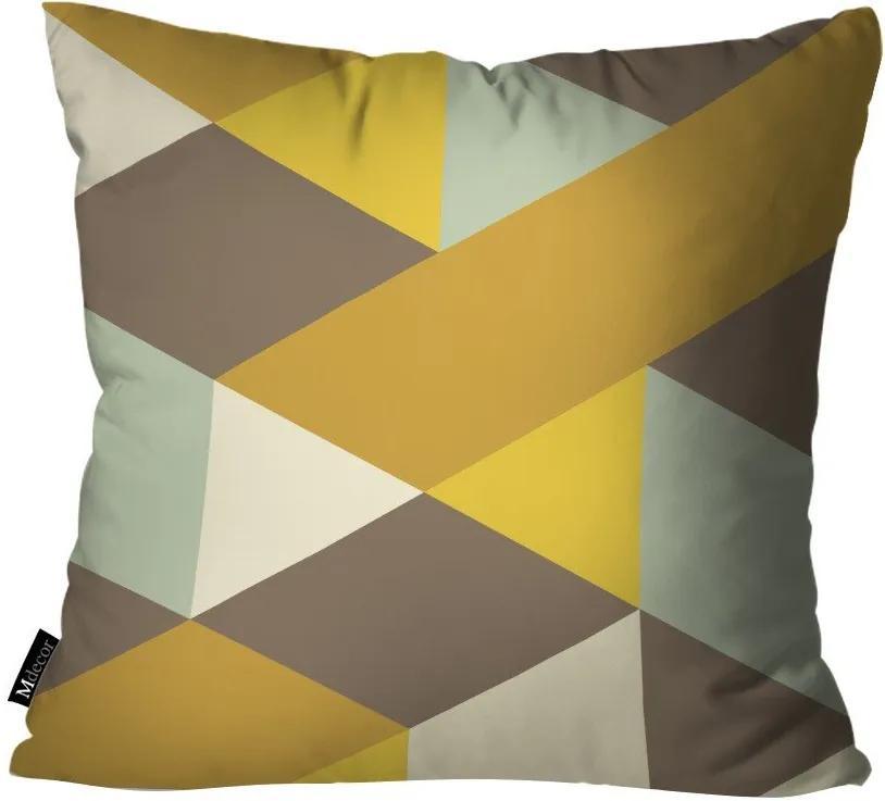 Capa para Almofada Abstrato Colorido45x45