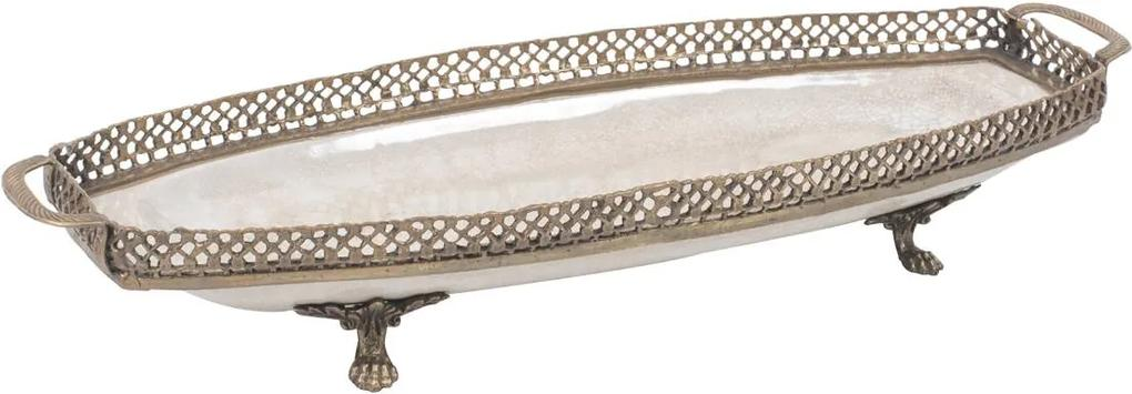 Bandeja de Porcelana Amur