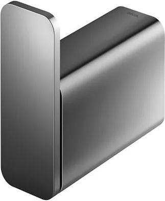 Cabide Flat Grafite Polido - 00960948 - Docol - Docol