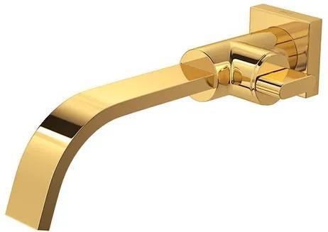 Torneira para Banheiro Parede Polo Gold 1178.GL33 - Deca - Deca