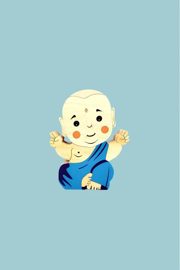 Buda Baby Feliz