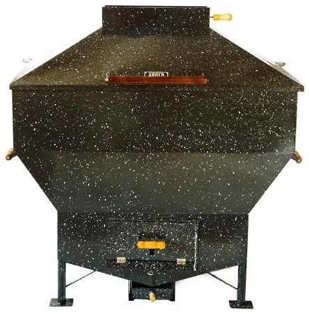 Churrasqueira a Bafo Gas ou Carvão Apolo Industrial Esmaltada - Weber