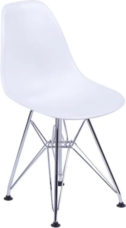 Cadeira Sydney Infantil com Estrutura de Alumínio Assento em