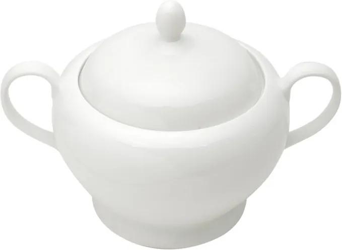 Sopeira Porcelana Lisa Branca 3,1 Litros 31x22x23cm 35514 Bon Gourmet