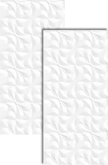 Revestimento Blanchê Quitan Acetinado Retificado 43,2x91cm - 2471 - Ceusa - Ceusa