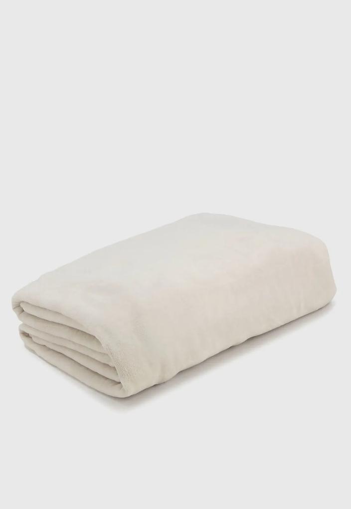 Cobertor Casal Buddemeyer Aspen 220x230cm Bege