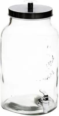 Suqueira de Vidro Condé