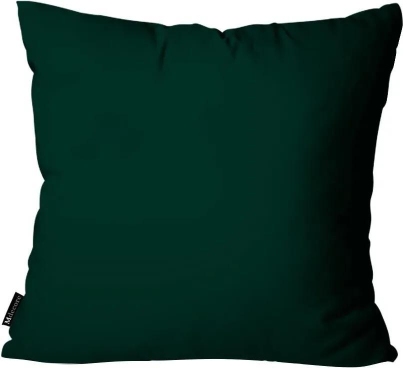 Capa para Almofada Lisa Verde Escuro55x55cm