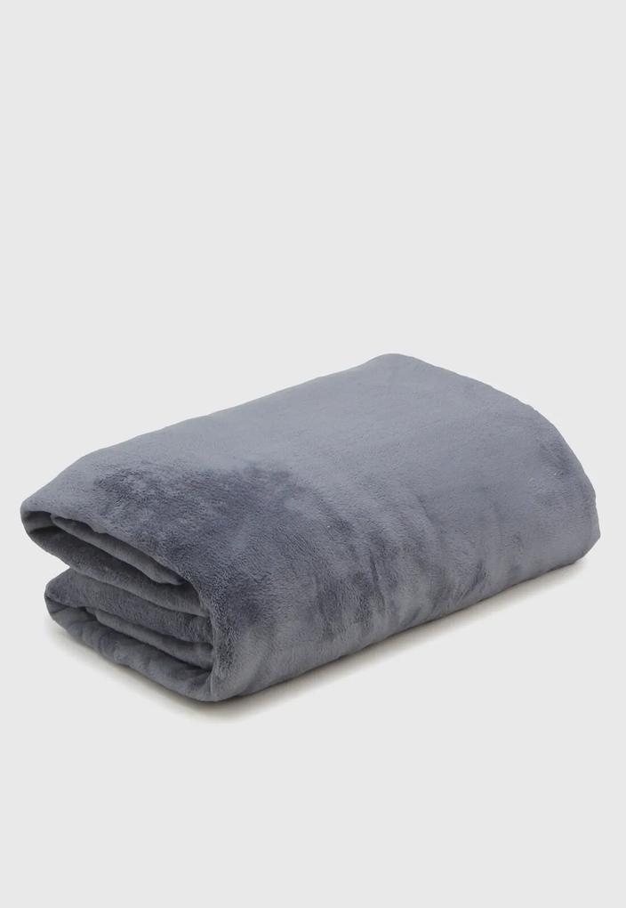 Cobertor Buddemeyer Aspen Solteiro 160x220cm Azul-Marinho