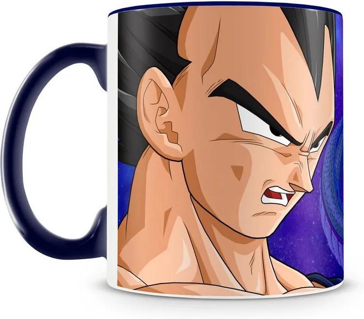 Caneca Personalizada Dragon Ball Super (Vegeta)