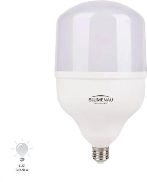 Lâmpada LED T120 E27 40W Bivolt Branco Frio 6500K - 03404016 - Blumenau - Blumenau