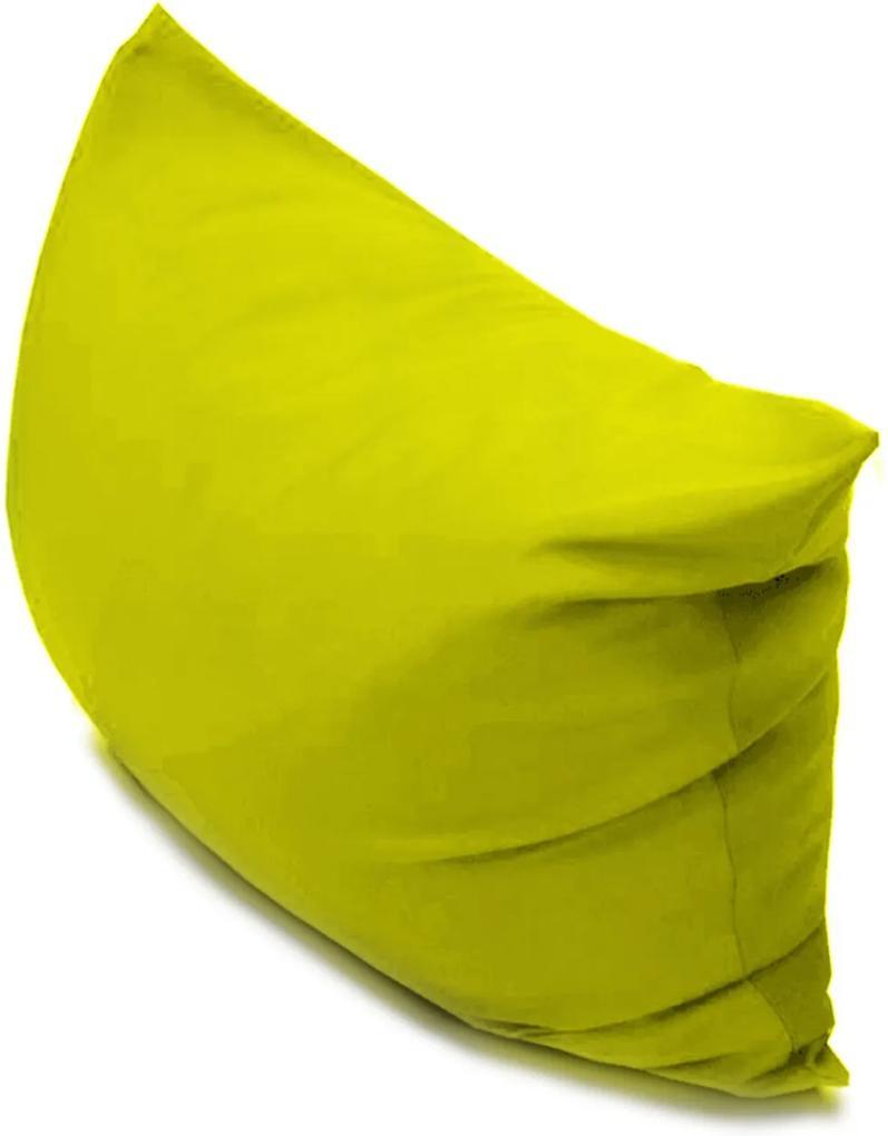 Pufe Noah Mini   Good Pufes Amarelo