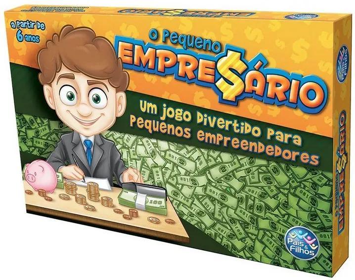 O Pequeno Empresário - Pais e Filhos