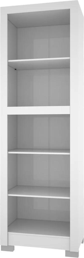 Armário Multiuso Munique Branco - MiraRack Móveis