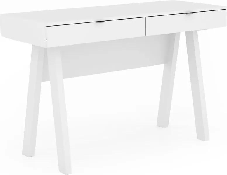 Mesa para Escritório Tecno Mobili ME4128 Branco