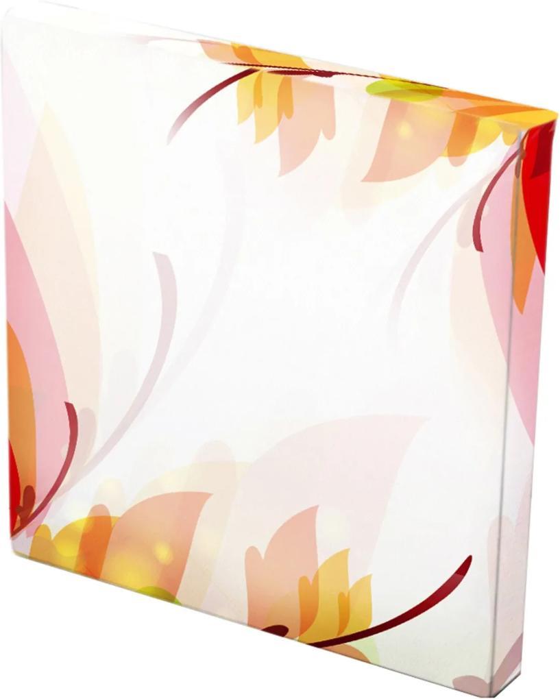Tela Prolab Gift Floral Laranja