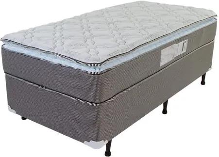 Cama Box Solteiro Trade Bonnel Pillow Top One Side - 88x188x54cm
