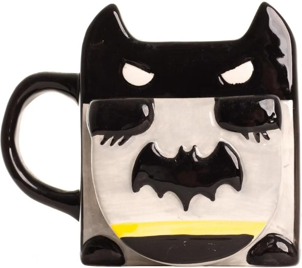 Caneca Cookie Batman Incolor