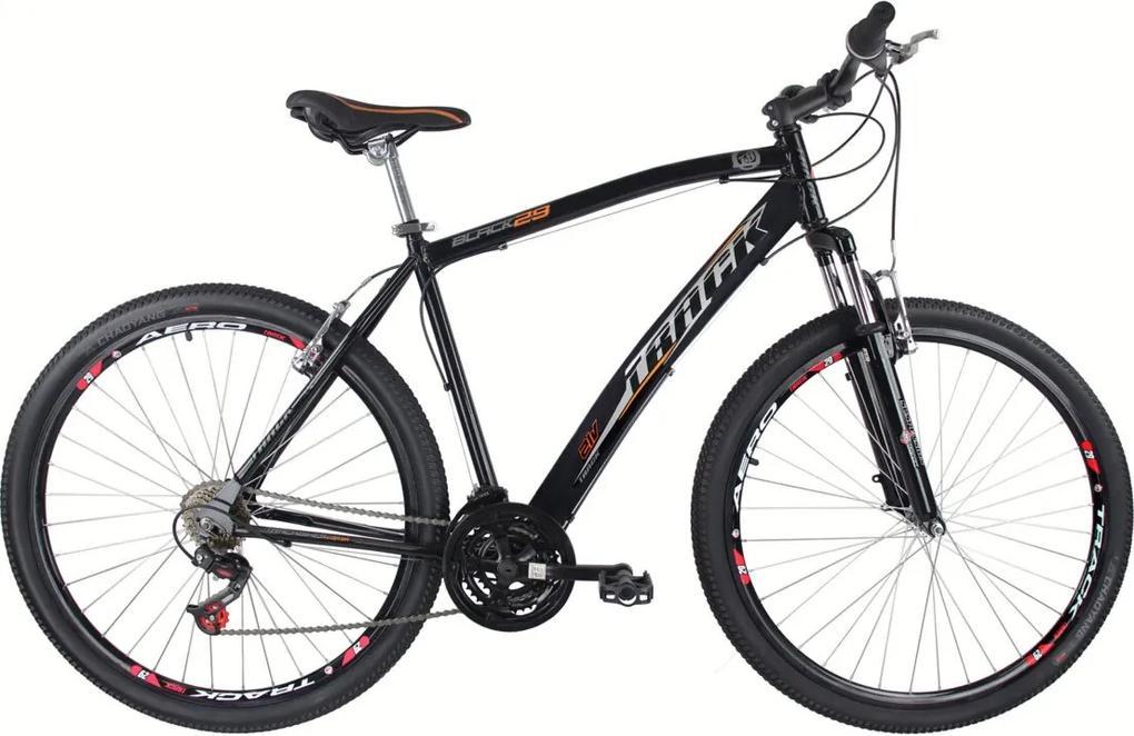 Bicicleta Aro 29 Suspensão Diant 21V Preto Track Bikes