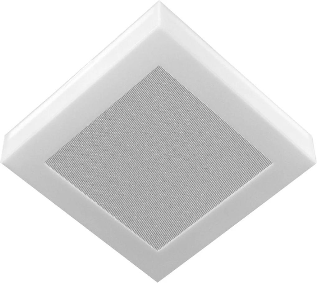 Plafon Led Sobrepor Branco 16w Luz Branca 6500k Londres