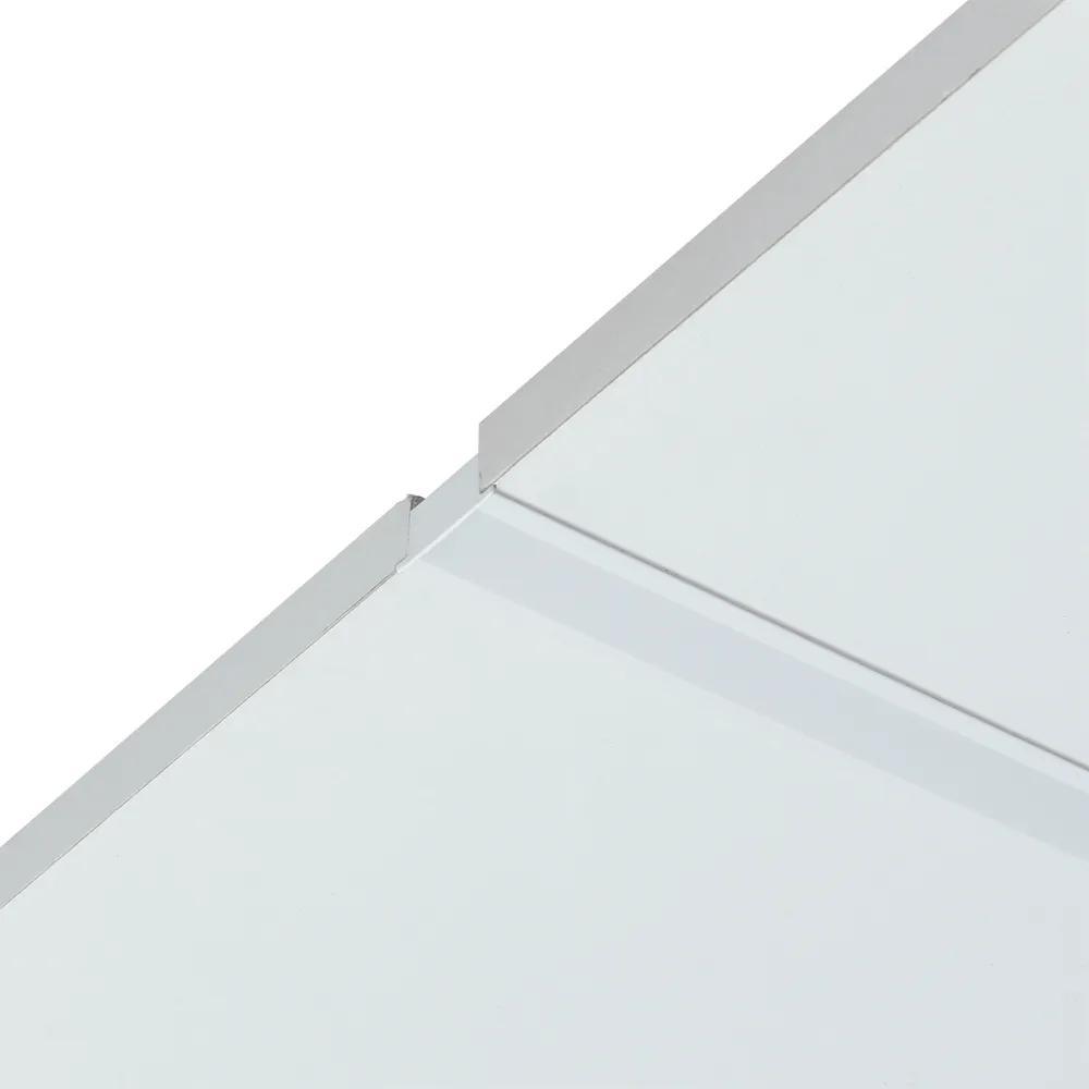 perfil de led SPECCHIO 6.000K - Corte ESPECIAL 38,8cm FRIA branco embutido marcenaria e espelho IL001BC60KE