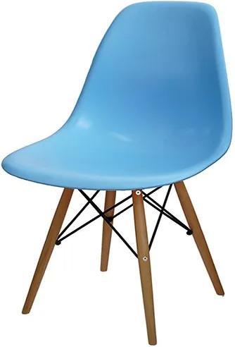 Cadeira Infantil Eiffel Eames DSW Azul