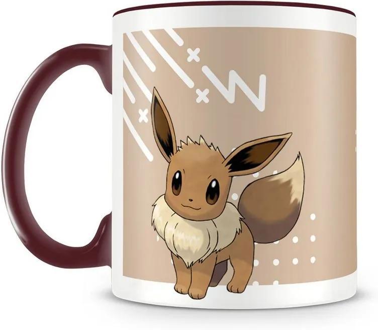 Caneca Personalizada Pokémon Eevee